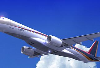 Asia vil utfordre Boeing og Airbus
