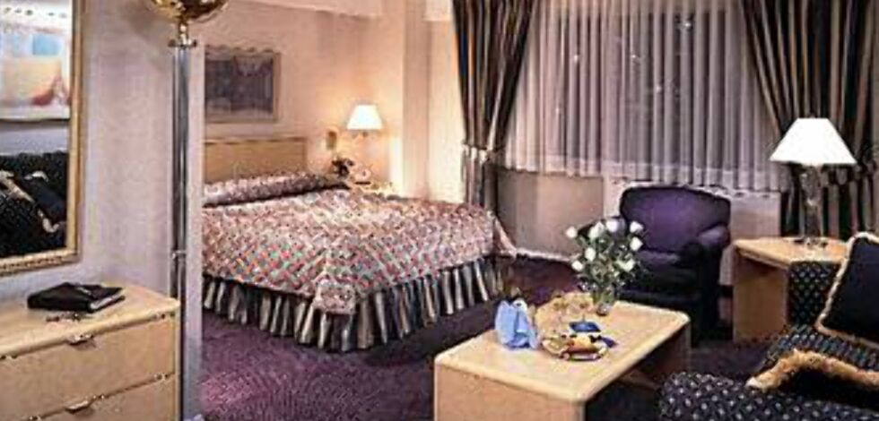 image: Sjekk inn: Eastgate Tower Hotel