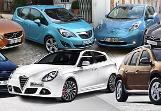 Stem på årets bil 2011