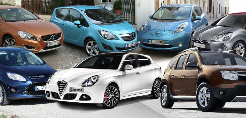 image: Stem på årets bil 2011