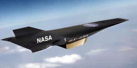 image: NASA utvikler hypersonisk jetfly