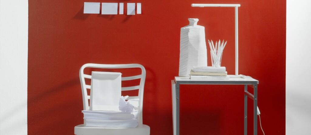 Hvilken rødfarge? Ønsker du fargen fra en moden tomat, hvorfor ikke ta den med i butikken? Foto: Ifi.no