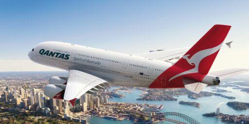 image: Qantas A380: Fant olje på feil sted