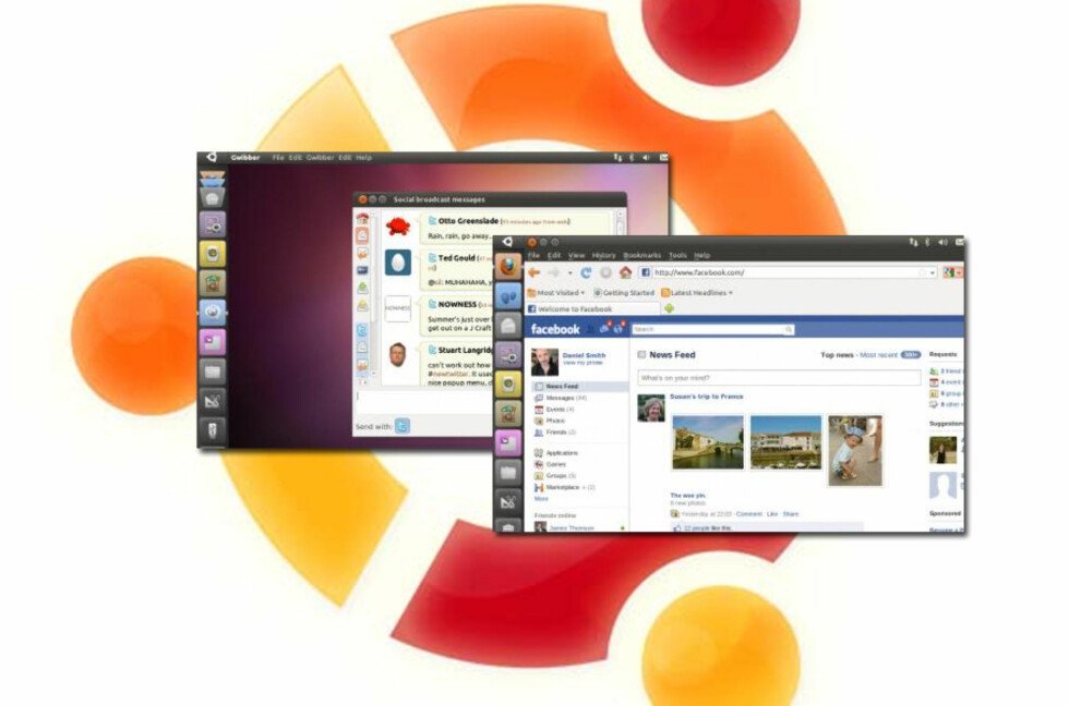 Store endringer i neste Ubuntu