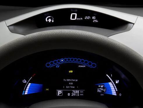 Nissan Leaf: Terningkast seks