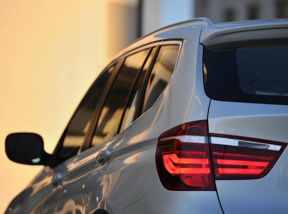 BMW,X3,35i,BMW X3 35i Foto: Produsenten