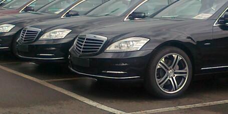 Absolutt råeste Mercedes