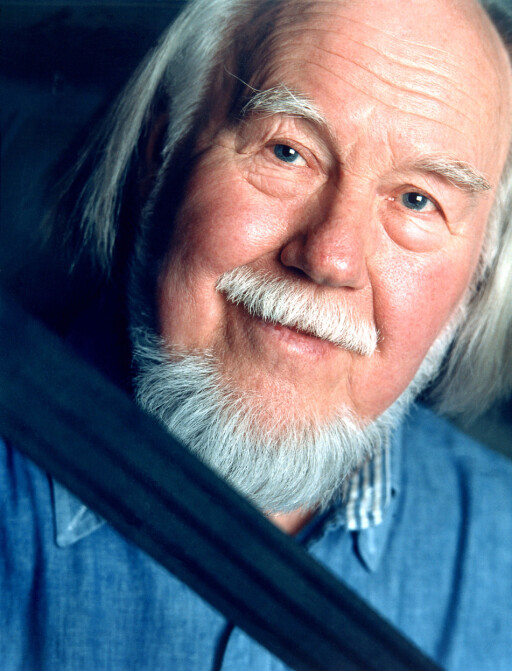 Nils Bohlin er mannen bak 3-punkts bilbelte. Han er nå listet hos Automotive Hall of Fame.  Foto: Volvo