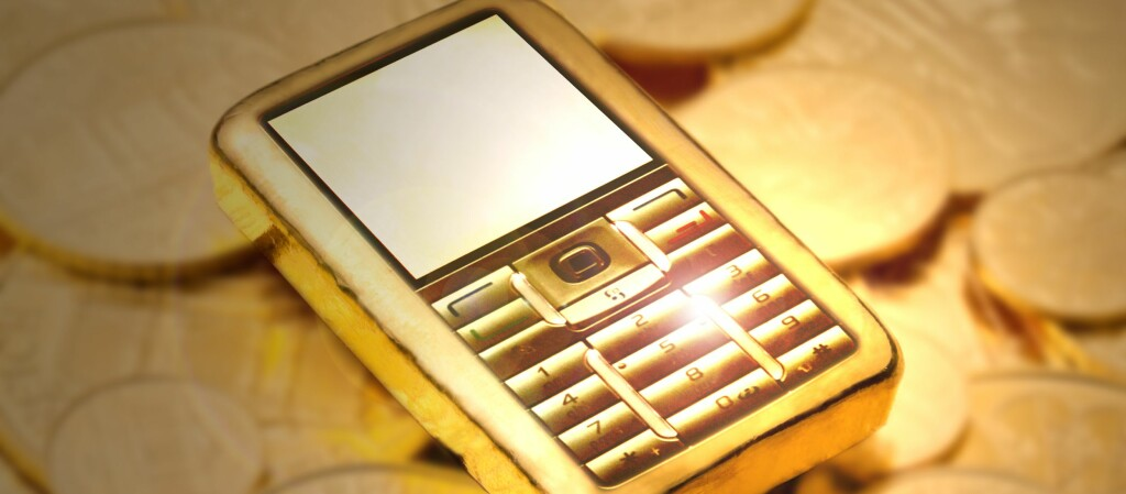 GULLGRUVE: Det er mange som vil tjene penger på å selge gullnummeret sitt. Foto: Per Ervland
