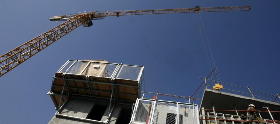 Nå selger boligprosjektene igjen. Foto: Colourbox.com