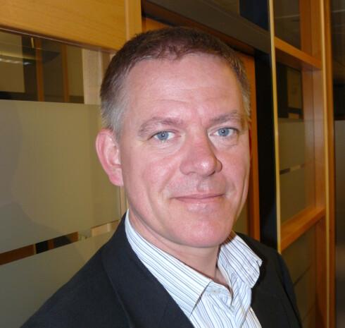 Arne Nese i Rentokil. Foto: Rentokil