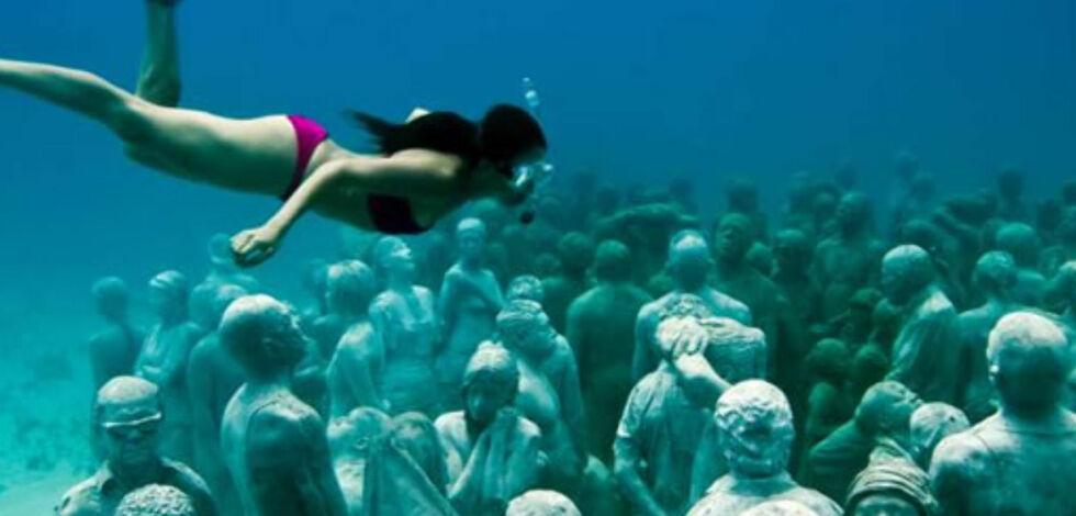 image: Undervannseventyr i Mexico
