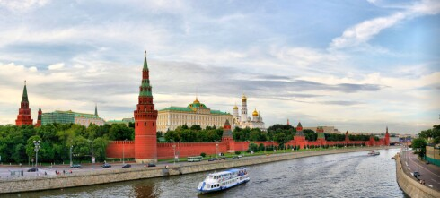 Russland vil bli mer turistvennlig