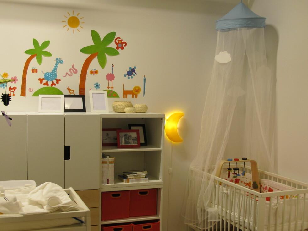 Og selvfølgelig: en barneromsavdeling til inspirasjon.  Foto: Ikea