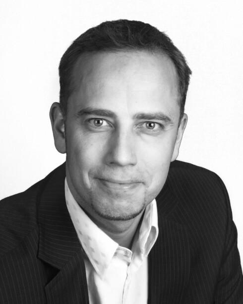 Eiendomsmegler Christian Dreyer. Foto: NEF