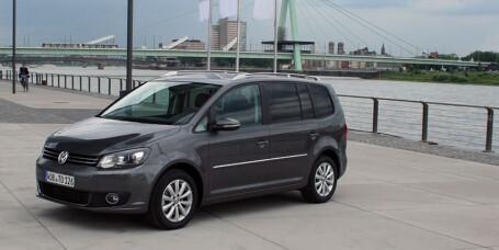 Forbedret varebiltilbud fra VW