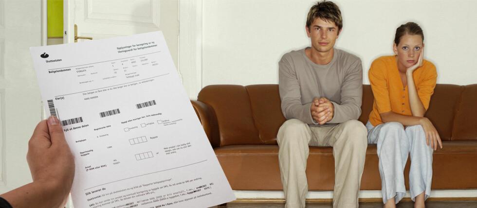 Slapp av, jobben må bare gjøres en gang. I denne omgang.  Foto: colourbox.com