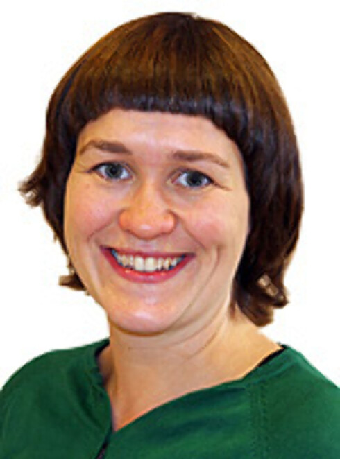 Informasjonskonsulent i Finansdepartementet Dorte Drange.