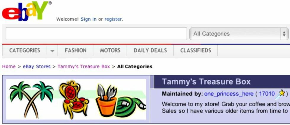 MOMS ELLER IKKE: Jo, i utgangspunktet skal nok en butikk på eBay belaste deg med norsk moms. Men får du lov å handle her hvis de ikke gjør det?