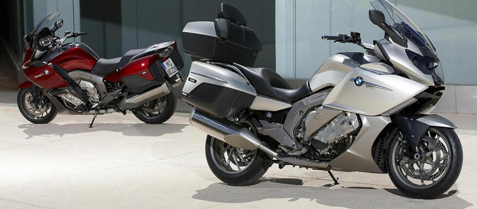 To nye fra BMW
