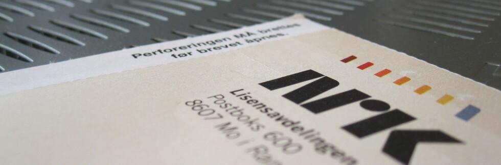 OPP, OPP, OPP: Nrk-lisensen fortsetter å stige, også til neste år. Foto: Karoline Brubæk