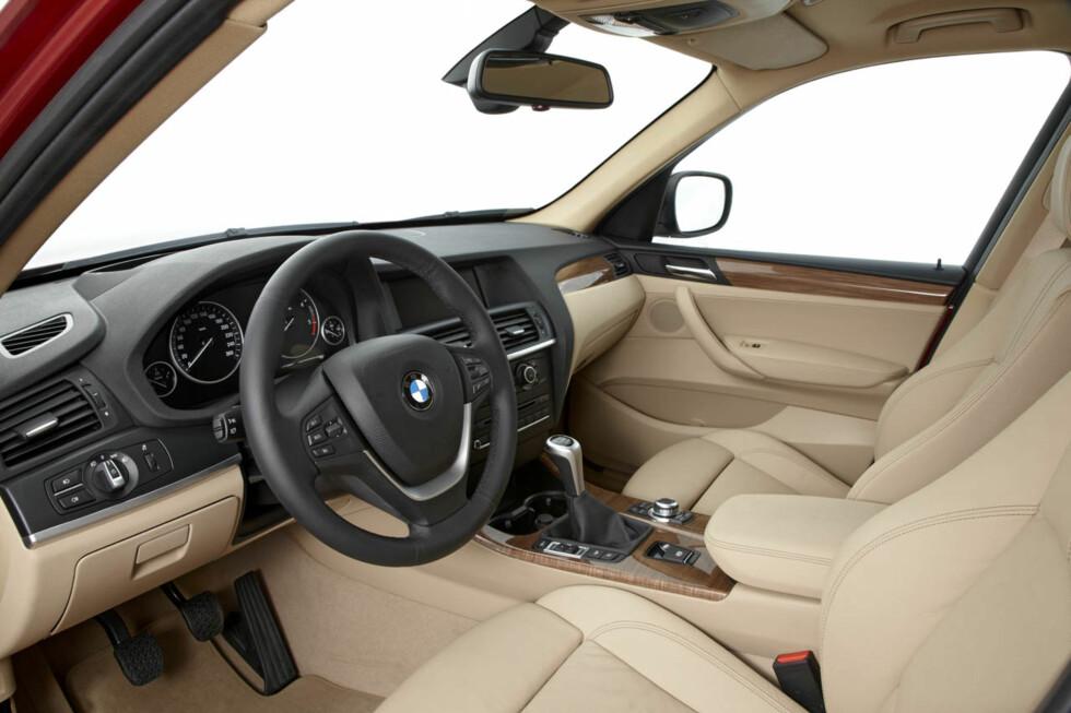 The new BMW X3 (07/2010) Foto: eb.andriuolo