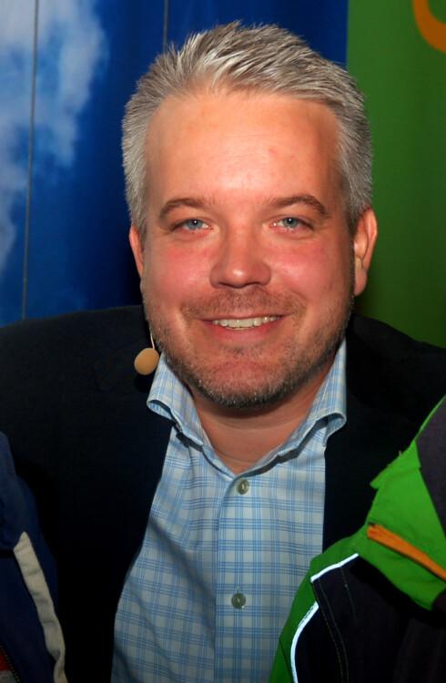 Eric Sandtrø står bak flere nettbutikksuksesser. han tror det er kroken på døren for norske nettbutikker, dersom politikerne bestemmer seg for å heve 200-kronersgrensen. Foto: Thor S. Kristiansen/Bring