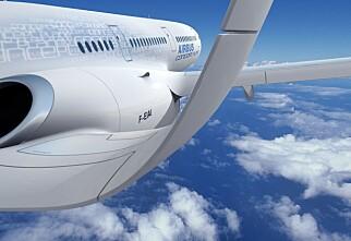 Gjennomsiktige fly om 40 år?