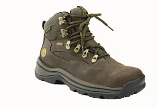 Har du impregnert skoene dine?