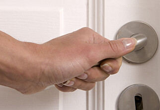 Ja, vi elsker denne døra