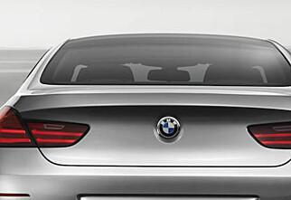 Helt ny BMW 6-serie