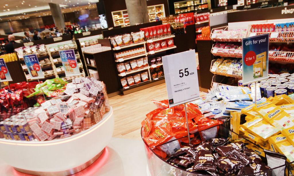 image: Derfor får du ikke kjøpt peanøtter