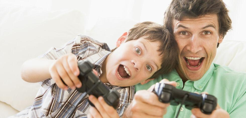 image: Dataspill er bra for deg