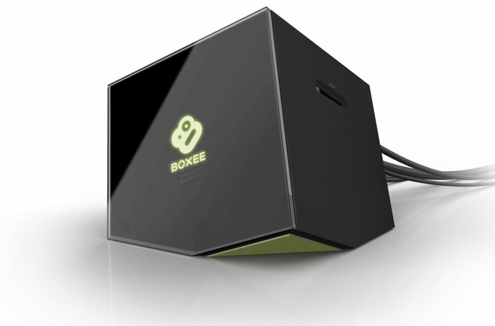 Boxee Box kommer til Norge
