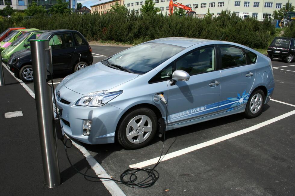 Biler som denne kan risikere å bli dyrere etter nyttår.  Foto: Jogrim Aabakken