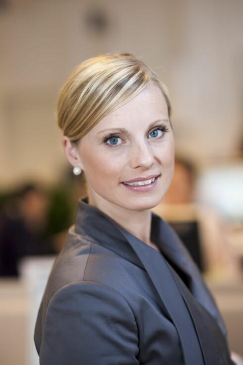 Silje Sandmæl er Nordeas egen forbrukerøkonom. Foto: Nordea