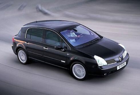 Forgjengeren: Renault Vel Satis