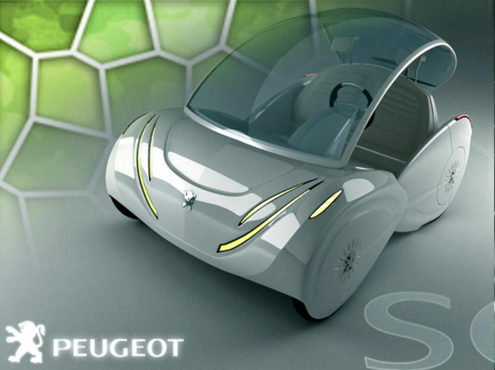 Peugeot Seed Foto: Yann Terrer