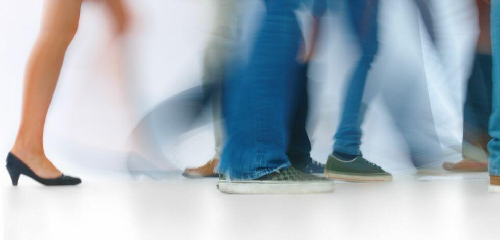 image: En gåtur kan forebygge kreft
