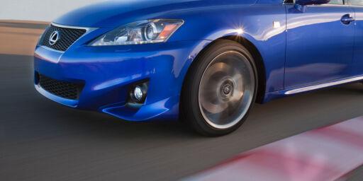 """image: Lexus IS FL: Fornyer sin """"BMW-killer"""""""