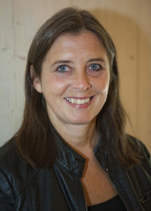 Arkitekt Karin Hagen i Ratio Arkitekter. Foto: Per Ervland