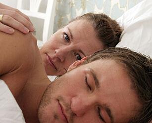 image: Hvorfor snakker du i søvne?