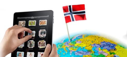 iPad kan komme til Norge i november