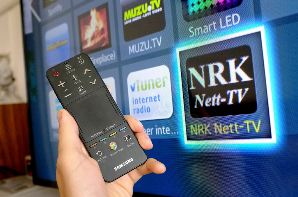 <b>KAN VÆRE FRITATT: </b>Ser du på NRK gjennom apper på TV-en, eller bokser uten tuner, kan du slippe lisensen om du plomberer TV-en. Foto: OLE PETTER BAUGERØD STOKKE