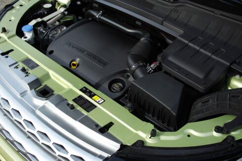 Test: Range Rover Evoque