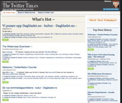 image: Ti nyttige Twitter-tjenester