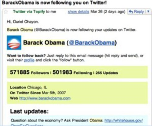 Ti nyttige Twitter-tjenester