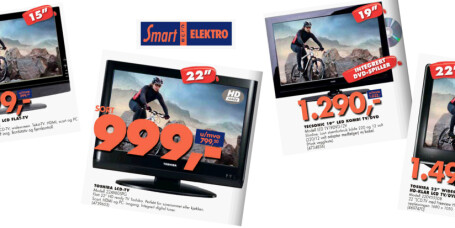 TV-bonanza på Smart Club