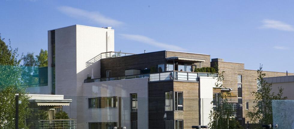 August er tradisjonelt en måned med stor aktivitet på boligmarkedet. Foto: Per Ervland