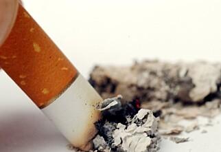 Tenk på røyk - så slutter du